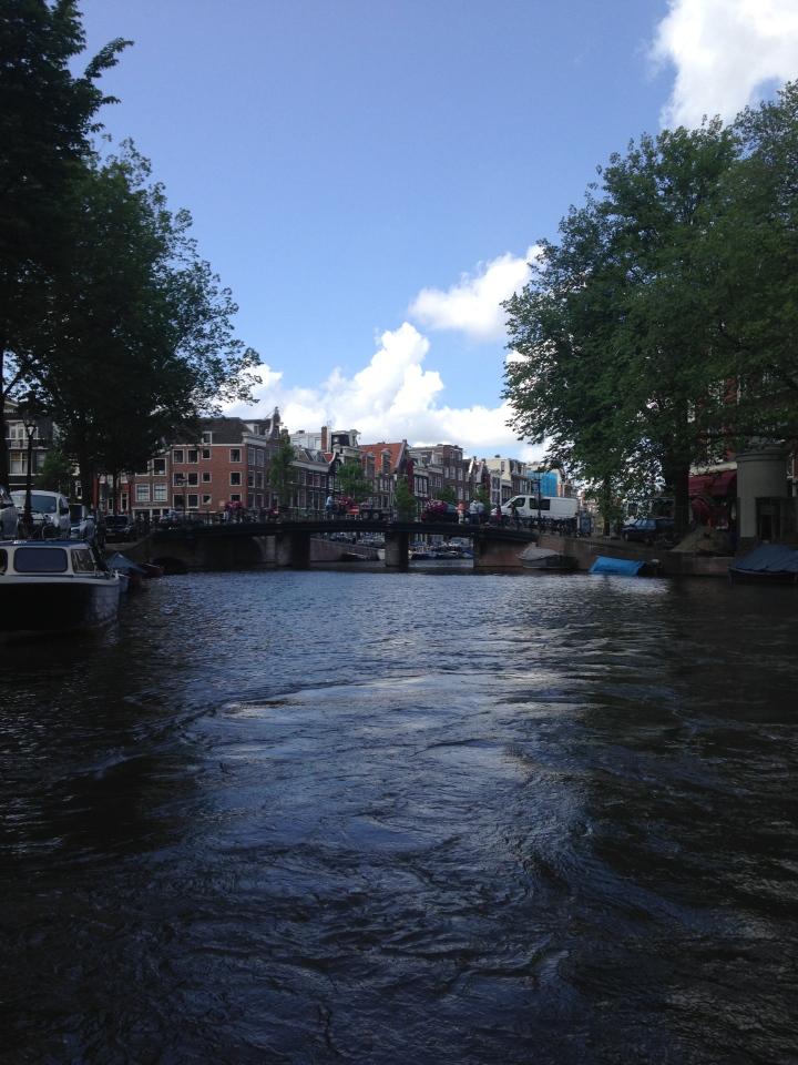 unexpected amsterdam