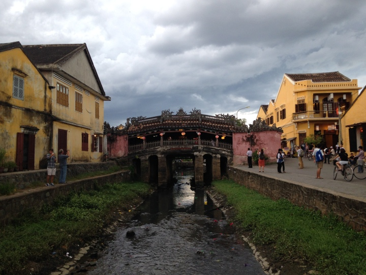 unexpected hoi an