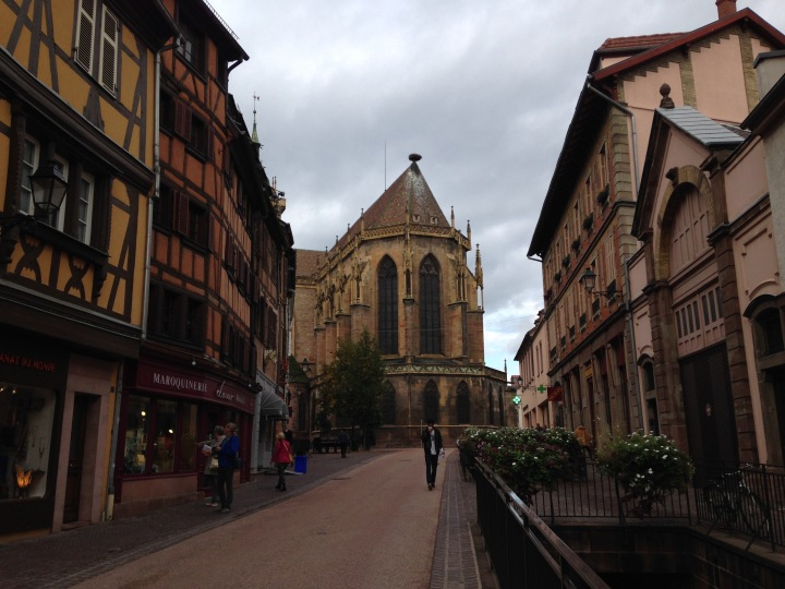 unexpected colmar