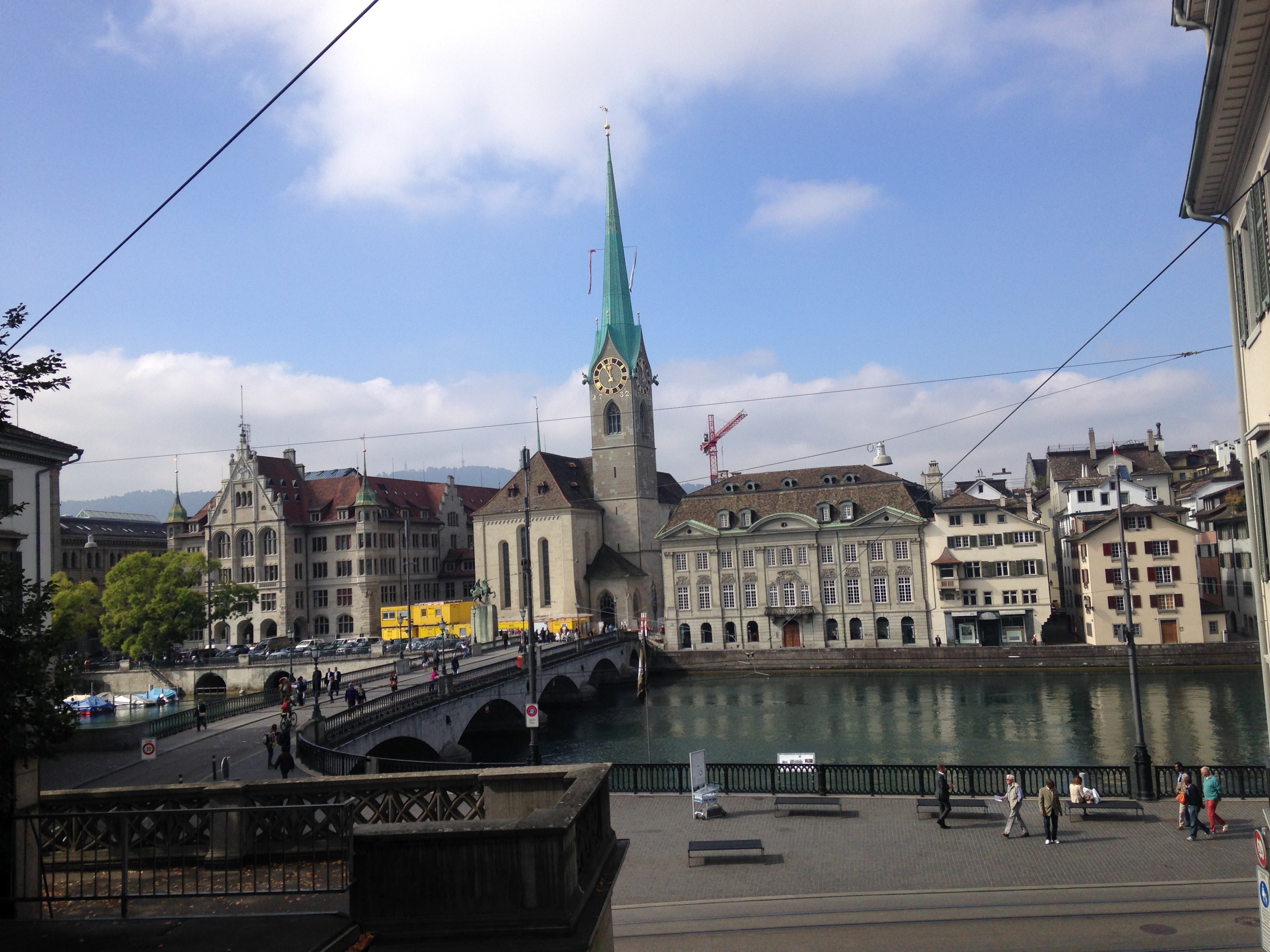 unexpected zurich • Unexpected Occurrence