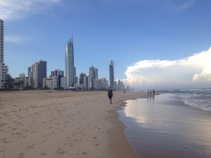 unexpected gold coast