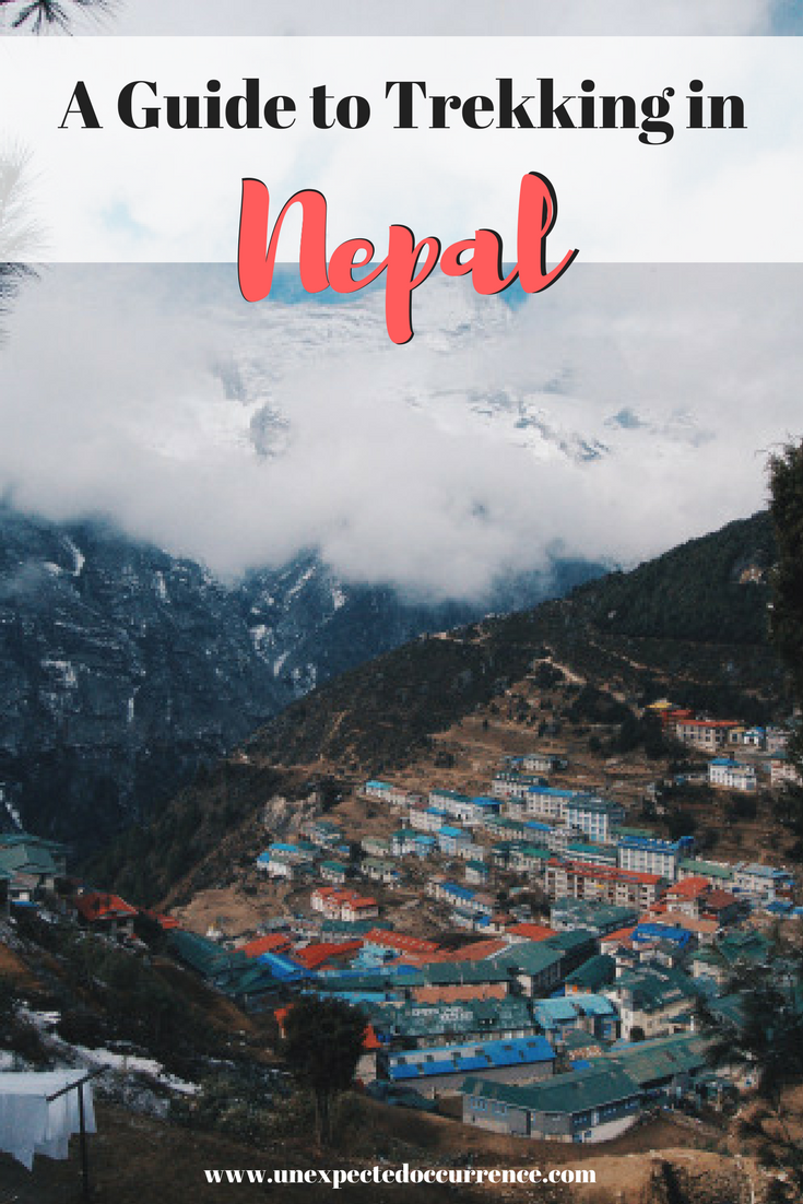 A Guide To Trekking in #Nepal | Teahouse Trekking | Himalayas | Everest Base Camp | Annapurna Circuit | Annapurna Base Camp | Gokyo Lakes | Sagarmatha