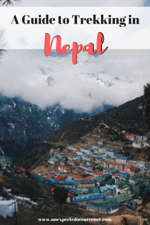 A Guide To Trekking in #Nepal | Teahouse Trekking | Himalayas | Everest Base Camp | Annapurna Circuit | Annapurna Base Camp | Gokyo Lakes | Sagarmatha