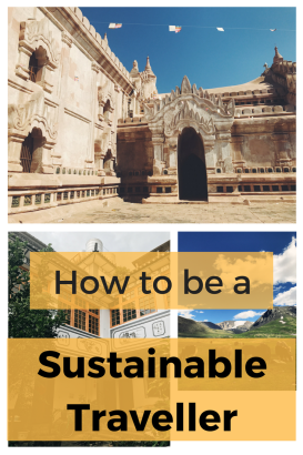 How to Be a Sustainable Traveller   Ecofriendly Travel   Making a Change   Vegan Travel   Sustainable Travel