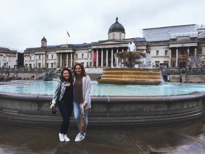 unexpected london: reunions andhappiness!