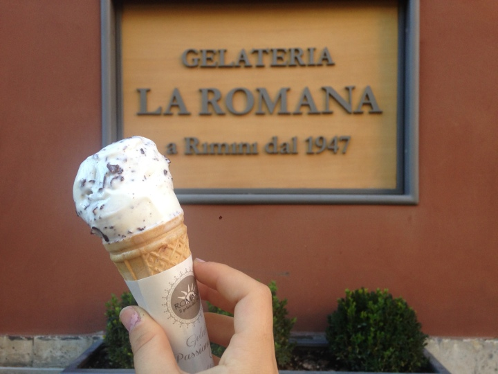unexpected eats: best gelato in rome