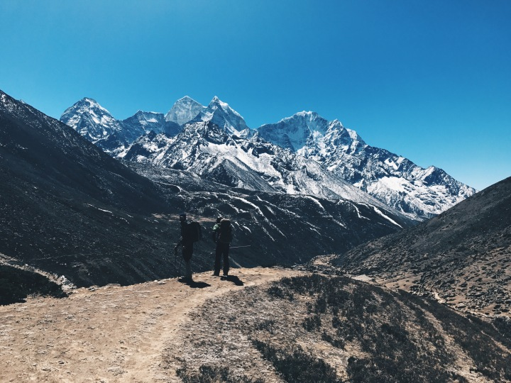 unexpected everest base camp (5): we descended how quickly?!