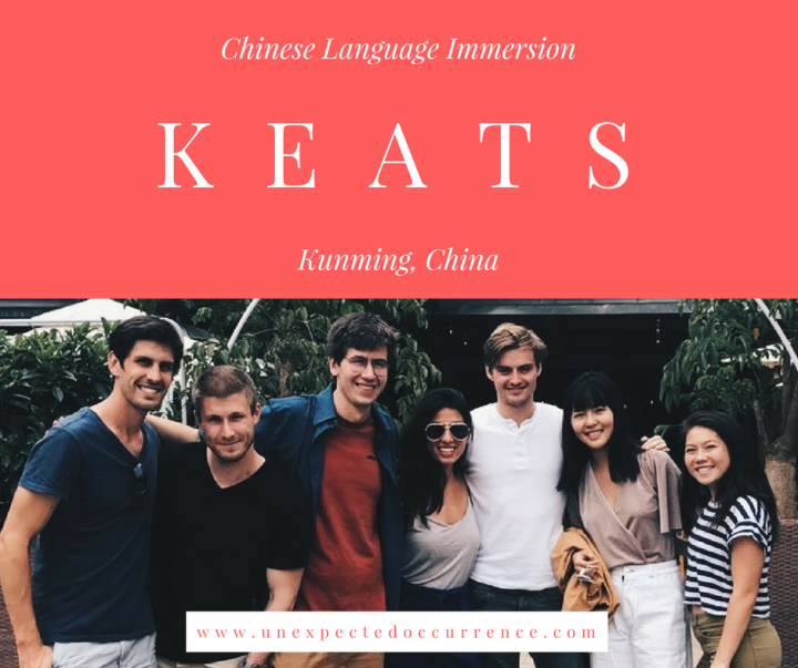 unexpected learning: keats chinese school