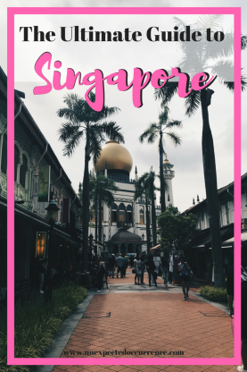 the ULTIMATE guide to Singapore   Where to stay   What to do   Things to eat   places to eat