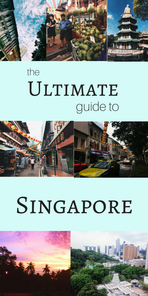 the ULTIMATE guide to Singapore | Where to stay | What to do | Things to eat | places to eat