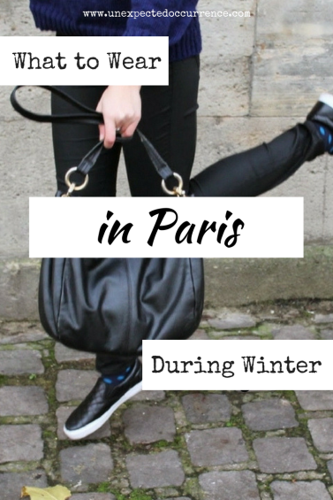 What to Wear in Paris During Winter | OOTD Paris | What to wear during winter | #fashion | #paris | #wanderlust