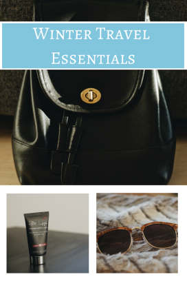 Don't know what to pack when travelling during winter? Here are my Winter Travel Essentials!