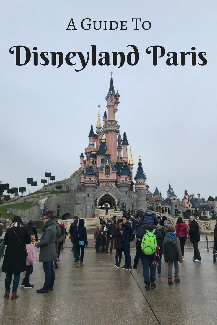 A Guide to Disneyland Paris | Eurodisney