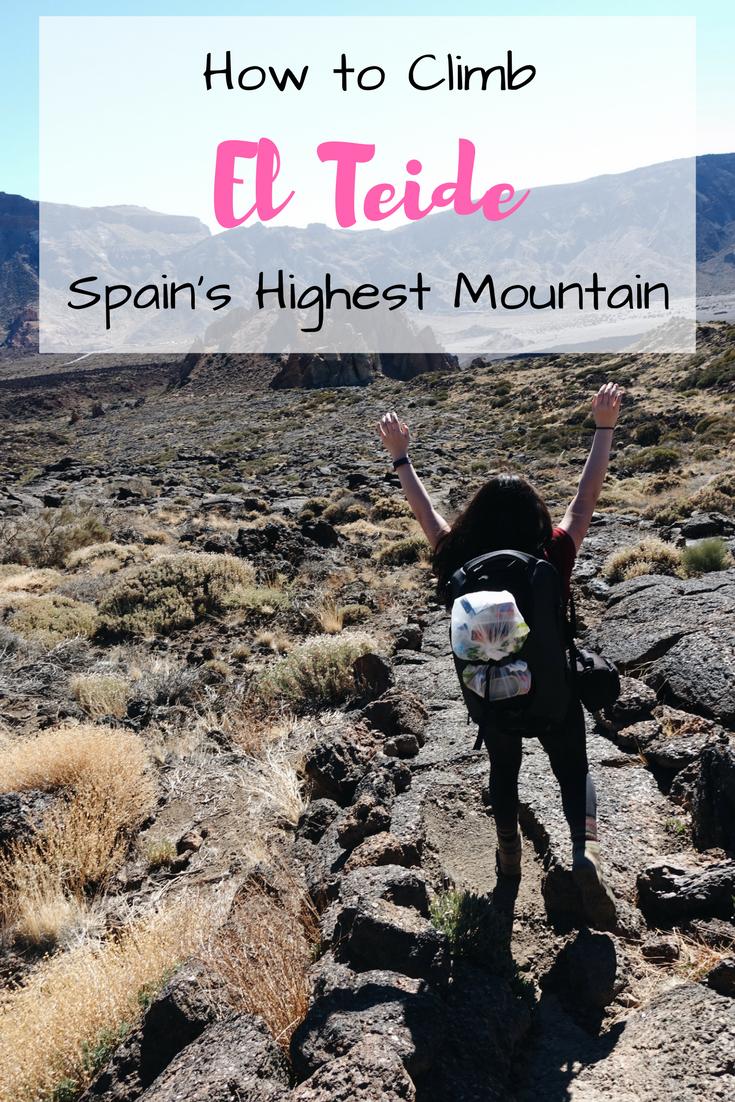 How to Climb El Teide | Spain's Highest Mountain | Hiking | Trekking | Tenerife
