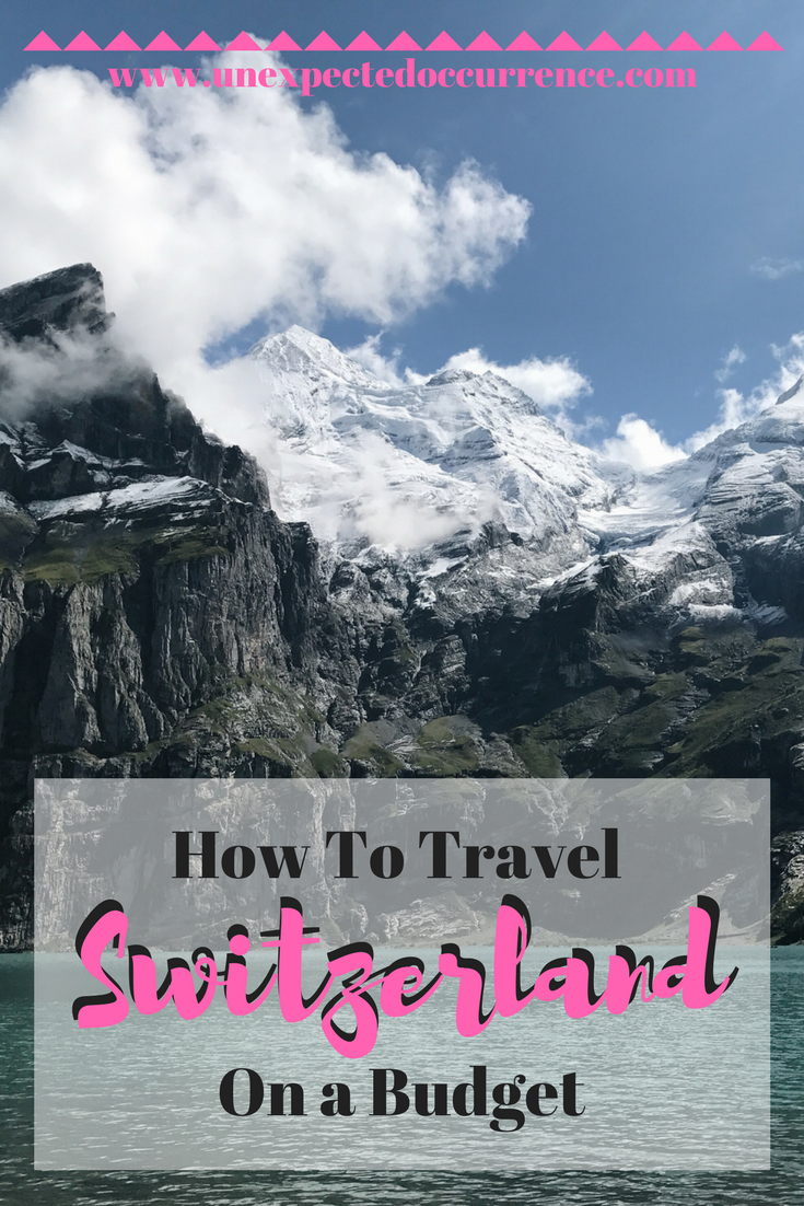 Switzerland is one expensive country! Here are my top tips for travelling Switzerland on a budget | How To #Travel Switzerland on a Budget | #Europe #Wanderlust #Alps