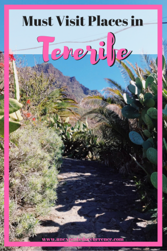 Going to Tenerife in the Canary Islands? There are so many places to explore! Here are my top things to see in Tenerife! | Must Visit Places in Tenerife | Canary Islands | Spain | #travel |