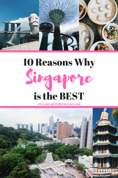 10 Reasons Why Singapore is the BEST | If you're looking for reasons to visit Singapore, look no further! This beautiful island city/state/country is absolutely incredible for a variety of reasons!