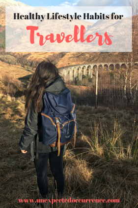 Healthy Lifestyle Habits for Travellers | Healthy Tips for On the Go! | Travel Fitness Tips | Fitness | Healthy | Mental Health |