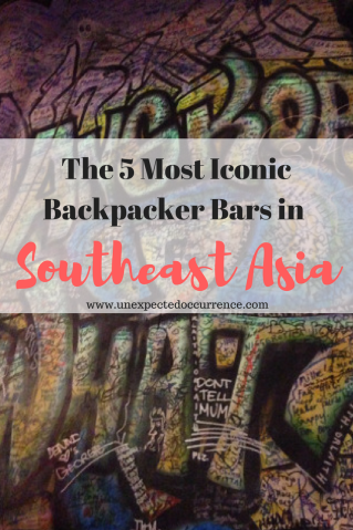 The 5 Most Iconic Backpacker Bars in Southeast Asia | Partying in Southeast Asia |