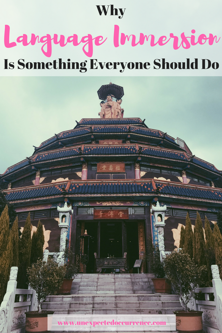 Why Language Immersion is Something Everyone Should Do | My experience in China | Study and #travel in #China