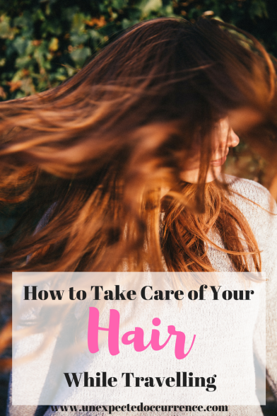 How to Take Care of Your Hair While Travelling | Hair Care tips | Travel Hair Care