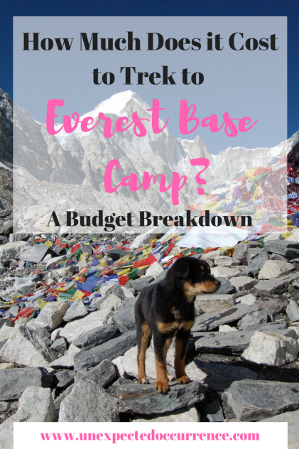 How Much Does it Cost to Trek to Everest Base Camp | Everest Base Camp Trek Cost |