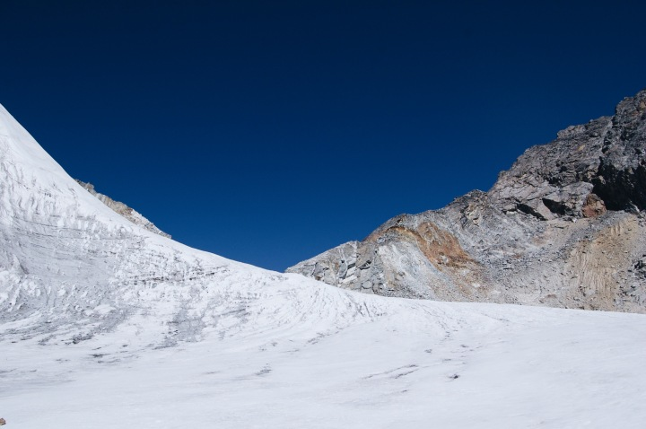 How to Trek the Three Passes Independently: glacier