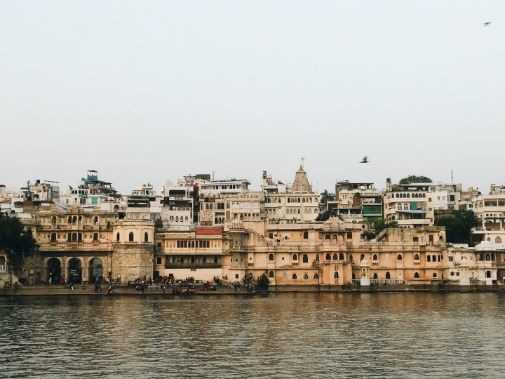 Falling in Love with India's Most Romantic City (ft. the Best Sunset Spot in Udaipur!)
