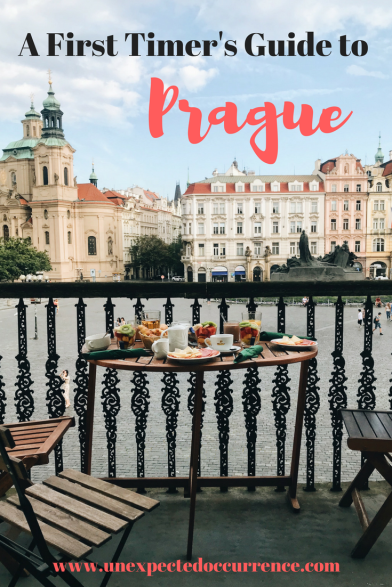 A First Timer's Guide to Prague | Where to Stay | What to Do | Where to Eat