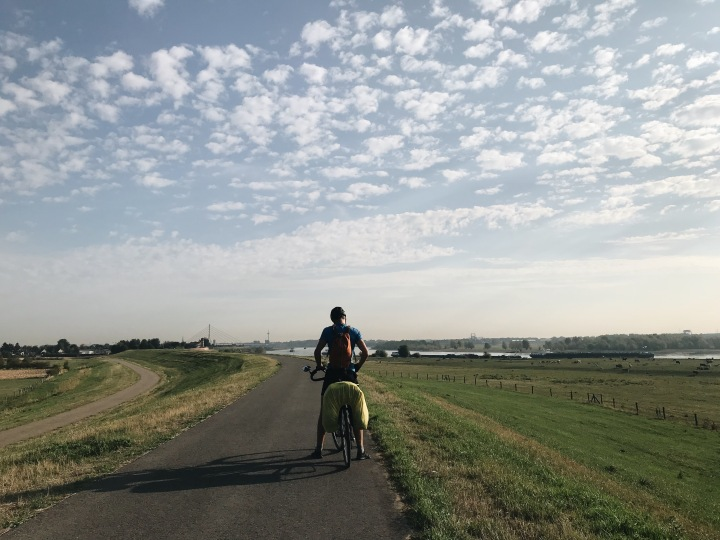 A Non-Cyclist's Guide to the Rhine Cycle Route: An Overview of the Eurovelo 15 Stages
