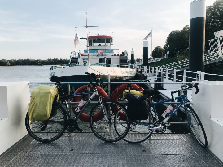 Travel Journal #6 | Cycling the Rhine River / Eurovelo 15 Blog: Days 14-17 (and Rotterdam recommendations!)
